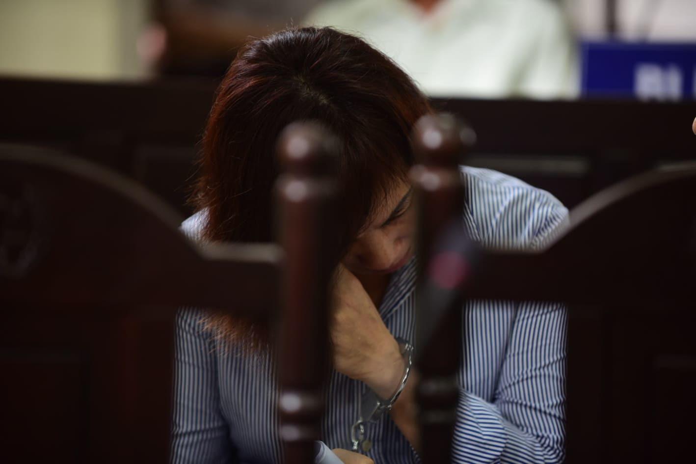 Nữ tài xế tông chết người ở Hàng Xanh lãnh 3 năm 6 tháng tù
