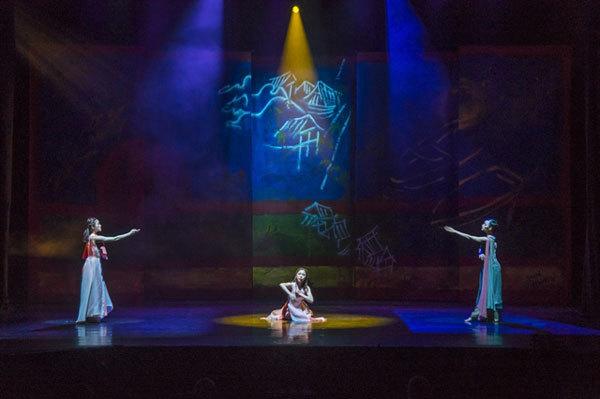 Dance about Kieu's Tale returns to Opera House