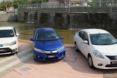 Biến Toyota, Honda, Nissan cũ thành xe điện