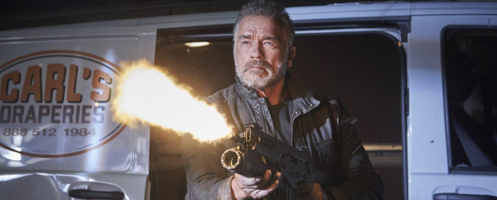 Terminator: Dark Fate,James Cameron,Kẻ Hủy Diệt: Vận mệnh đen tối