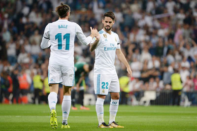 "Real Madrid mời MU ""hốt"" nhanh Bale và Isco"