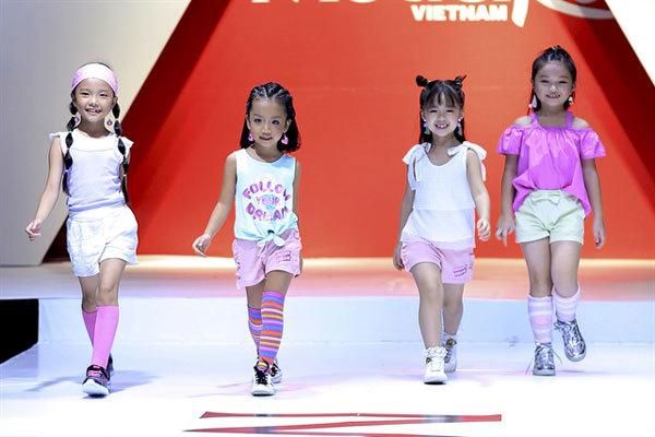 Top 20 contestants chosen for Model Kid Vietnam 2019