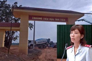 'Trưởng đoàn thanh tra Bộ Xây dựng nói cần có quà để định hướng'