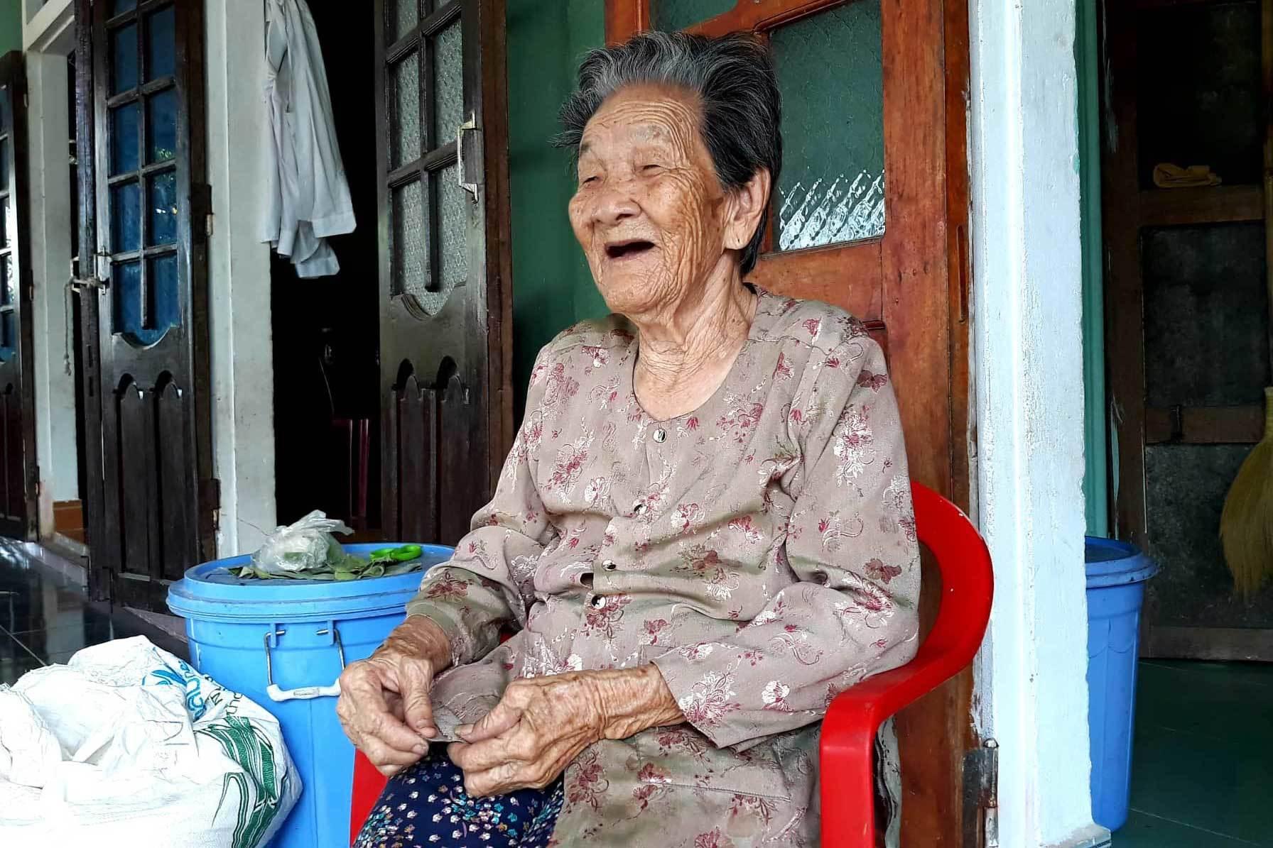 bí quyết sống lâu,tuổi thọ người Việt,Trương Thị Con,Quảng Trị