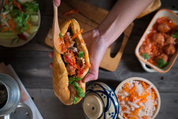 Bánh mì Việt Nam và 8 phiên bản nổi tiếng thế giới