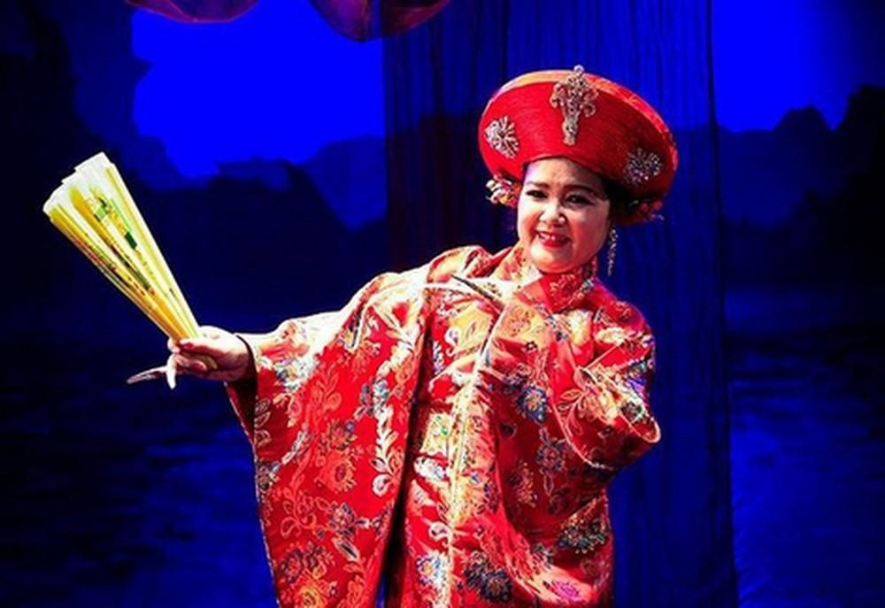 Huyền tích dân gian về vua Lý Công Uẩn lên sân khấu kịch