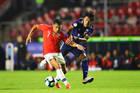 Sanchez chói sáng, Chile đè bẹp Nhật Bản trận ra quân Copa