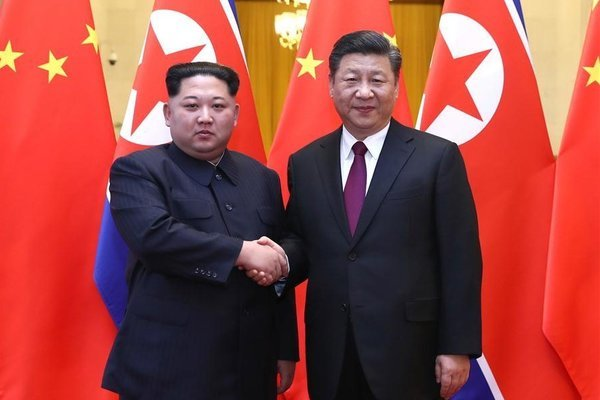 Tập Cận Bình,Trung Quốc,Triều Tiên,Kim Jong Un,Hàn Quốc,Mỹ
