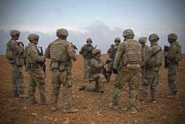 Mỹ đổ thêm quân vào Trung Đông giữa căng thẳng với Iran