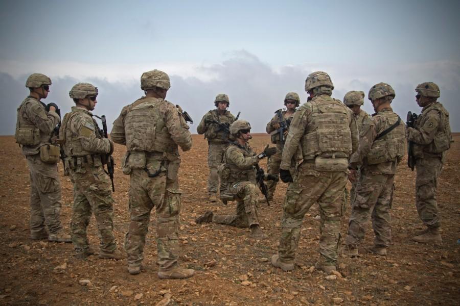 Mỹ,Iran,Trung Đông,Vùng vịnh,Vịnh Ba Tư,Tehran,Washington,Donald Trump,Bộ Quốc phòng,Bộ Ngoại giao,điều quân,quân sự,phòng thủ,Mike Pompeo,Patrick Shanahan