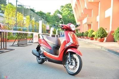 5 mẫu xe máy phổ thông ra mắt tại VN trong 5 tháng đầu năm 2019