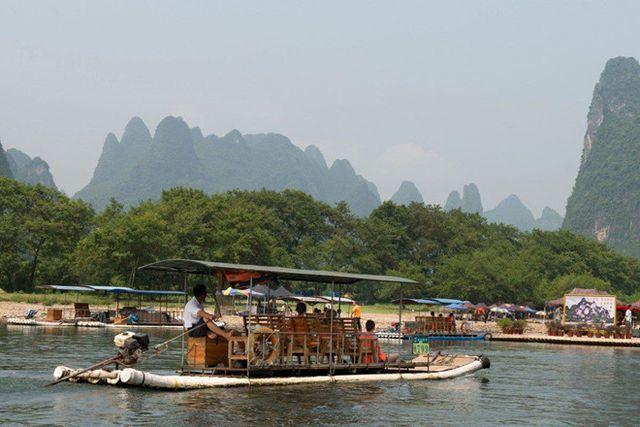 du khách,du lịch Trung Quốc