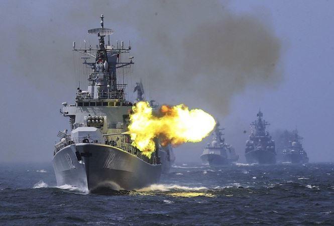 Trung Quốc,Nga,hải quân,sức mạnh hải quân,quân sự,tin quân sự