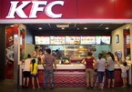 World fast-food revenues slow in Vietnam, struggling to lure local consumers