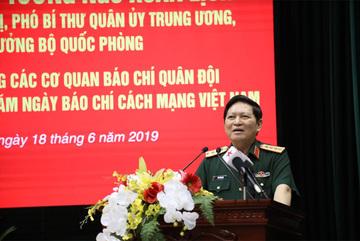 Báo chí quân đội đi đầu trong việc ngăn chặn thông tin xấu độc