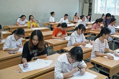 Khi nào thí sinh bị trừ điểm thi THPT quốc gia?