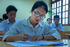 Đáp án tham khảo môn Tiếng Anh mã đề 413