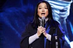 Hoa hậu Hong Kong tăng cân không kiểm soát sau 7 năm điều trị bệnh u não