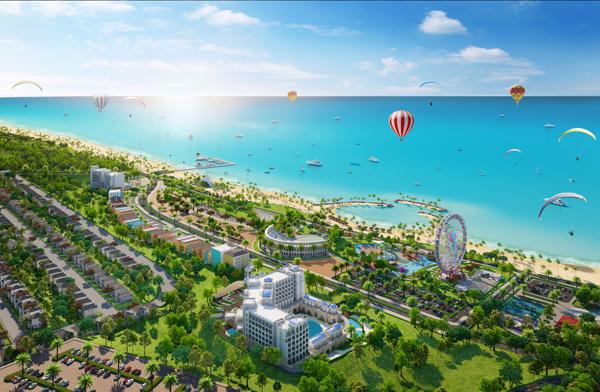 Làn sóng BĐS nghỉ dưỡng 'đổ bộ' các thành phố biển phía Nam
