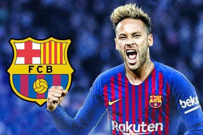 Sốt dẻo Neymar rời PSG trở lại khoác áo Barca