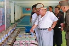 Bí quyết giải nhiệt trong mùa hè đổ lửa ở Triều Tiên