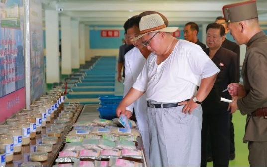 nắng nóng,chống nóng,hè,Triều Tiên
