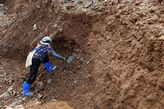 Dien Bien struggles to close illegal gold mine