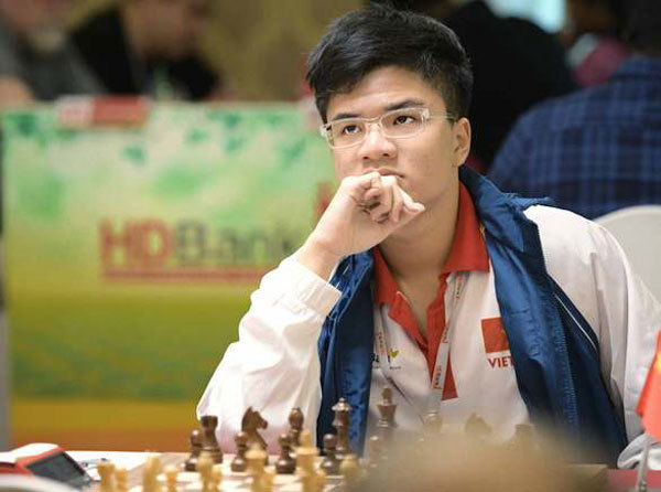 Vietnam's Khoi wins ASEAN U20 gold, nears GM level