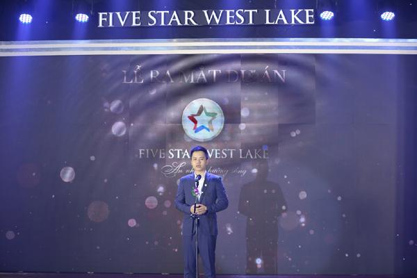 """Five Star West Lake """"gây sốt"""" vì bán 80% căn hộ chỉ trong 3 giờ"""