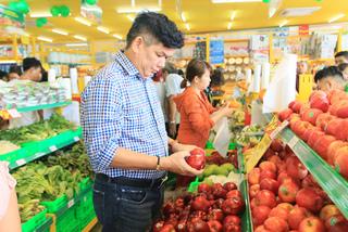 Bách hóa Xanh tiếp tục thắng lớn với hàng nhập khẩu
