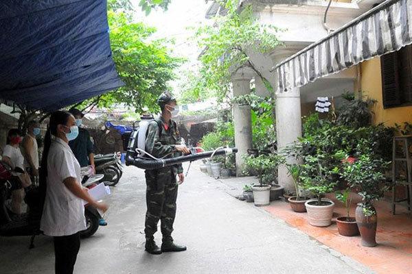 Hanoi in peak season for dengue fever