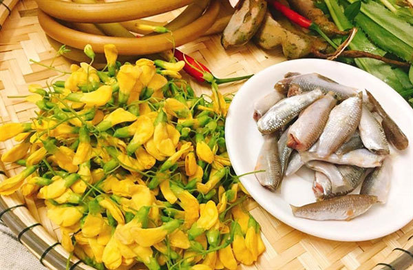 Rivers offer up natural summer delicacies