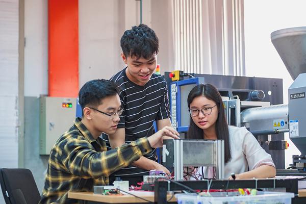 ĐH Việt Đức tuyển sinh 2 ngành mới