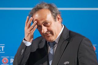 Michel Platini bị bắt vì cáo buộc nhận hối lộ