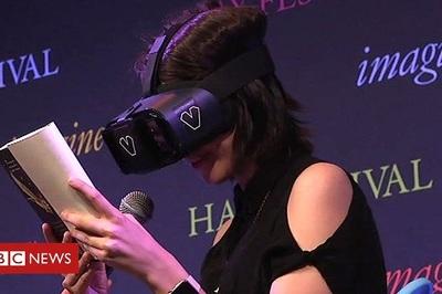 Kính công nghệ thần kỳ giúp người khiếm thị đọc được sách