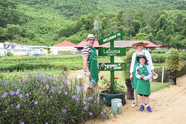Tiện ích đẳng cấp tại khu nghỉ dưỡng 'hàng hiệu' Laguna Lăng Cô, Huế