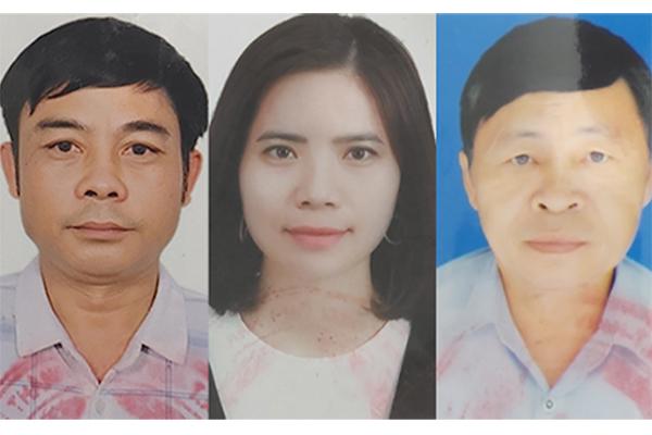 Bắt cựu chủ tịch xã, phó giám đốc trung tâm quỹ đất TP Vinh