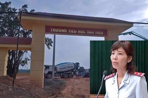 Khởi tố bà Kim Anh và 2 thanh tra Bộ Xây dựng