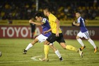 Hà Nội 0-0 Ceres Negros: Hùng Dũng bỏ lỡ (H1)