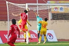 Vòng 3 giải nữ VĐQG 2019: Hà Nội thắng dễ