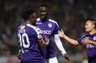 """Đá trên """"ruộng cày"""", Hà Nội FC bị cầm hòa ở bán kết AFC Cup"""
