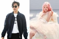 Lee Min Ho nhợt nhạt, môi nứt nẻ - Sulli khoe nhan sắc đỉnh cao