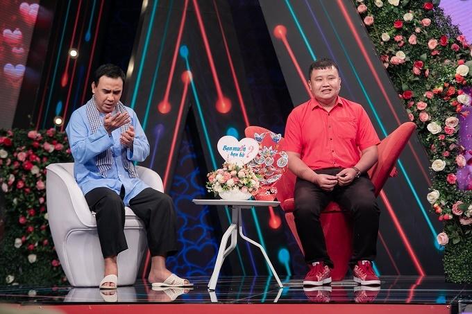 Bạn muốn hẹn hò,Tình yêu,Game show,MC Quyền Linh,MC Nam Thư