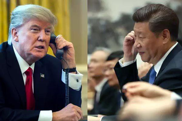 Ông Trump tiết lộ cuộc điện đàm mới với ông Tập Cận Bình