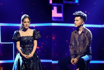 Nam Cường dằn vặt, bật khóc xin lỗi Dương Cẩm Lynh trên truyền hình