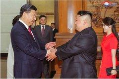 Phía sau chuyến thăm Triều Tiên của ông Tập Cận Bình