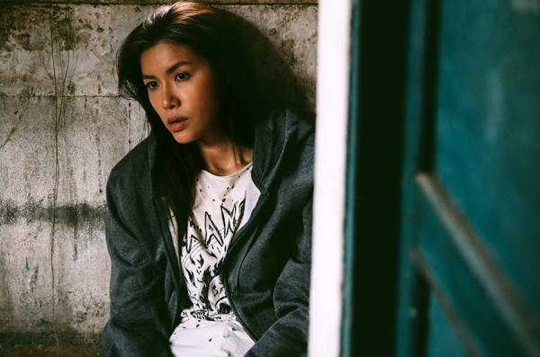 Siêu mẫu Minh Tú vào vai Hoa hậu giang hồ