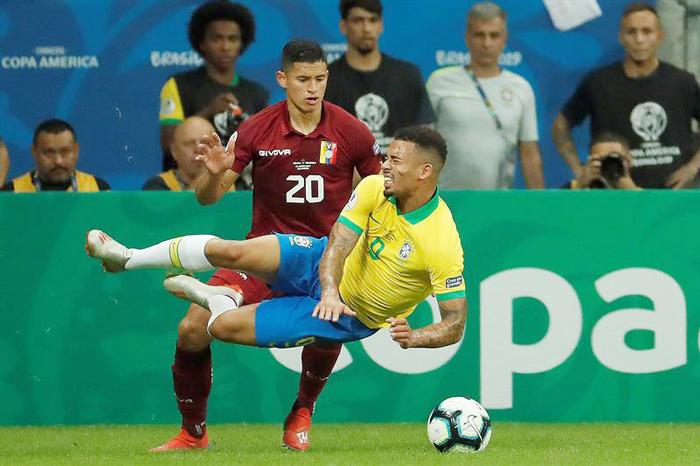 Brazil,Venezuela,Copa America
