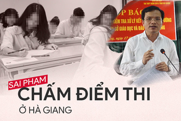 Kỷ luật Phó Chủ tịch UBND và nguyên Giám đốc Sở GD-ĐT tỉnh Hà Giang