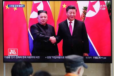 Những điều Trung, Triều mong đợi từ cuộc gặp Tập–Kim